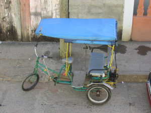 Taxicycle
