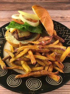 Cuban french Fries