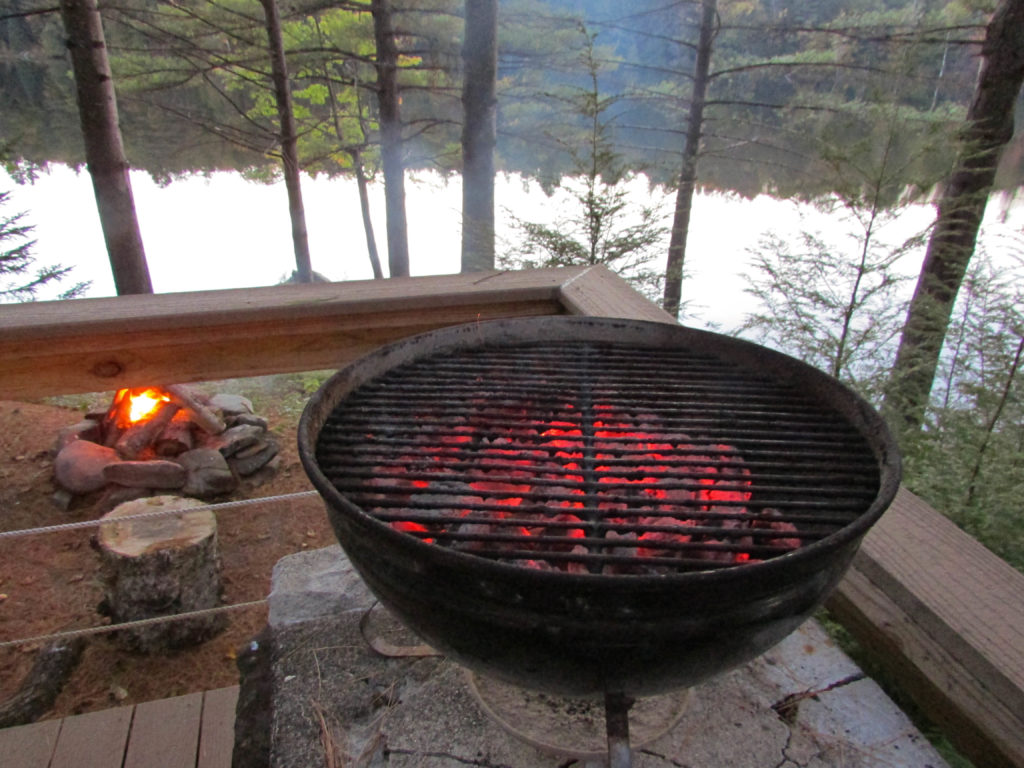 Maine Grilling