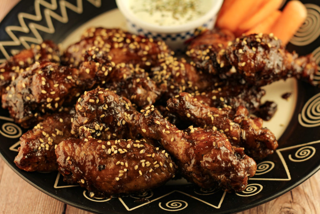 Chinese 5 Spice Wings