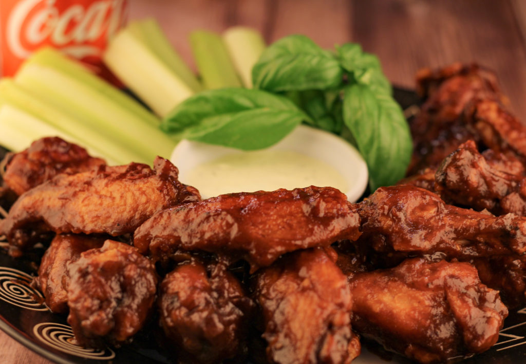 World's best chicken wings